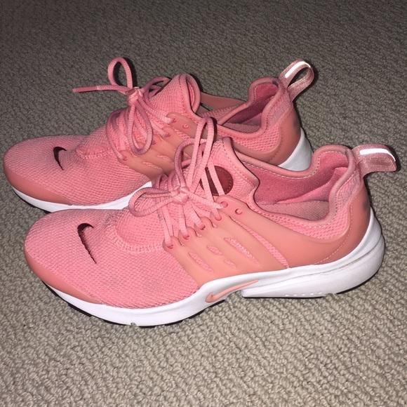Light Pink Nike Presto | Poshmark